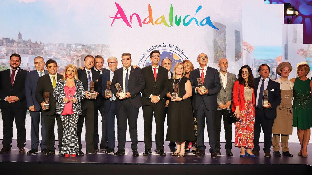 La DOP Jabugo recibe el premio Andalucía de Turismo
